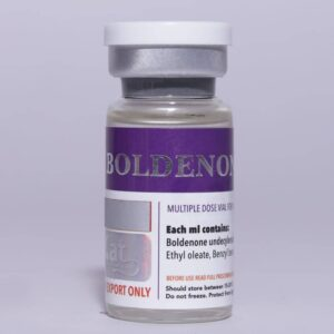 Boldenone - Thai Anabolic Steroid