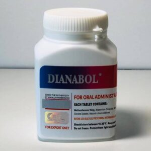 Dianabol 500 Tablets - Oral Anabolic Steroids
