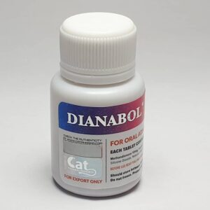 Dianabol Oral Anabolic Steroids